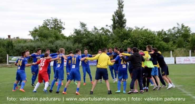 Fotbal. FC Olimpia II Satu Mare a câștigat faza județeană a Cupei României (Foto&Video)