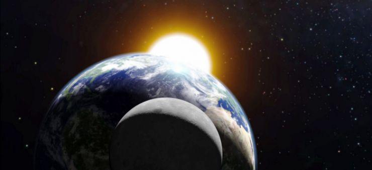 7 august 2017: Eclipsă parțială de Lună, vizibilă și din România
