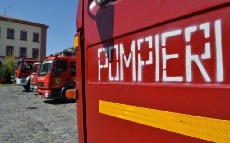 Pompierii deschid un nou punct de lucru în municipiul Satu Mare