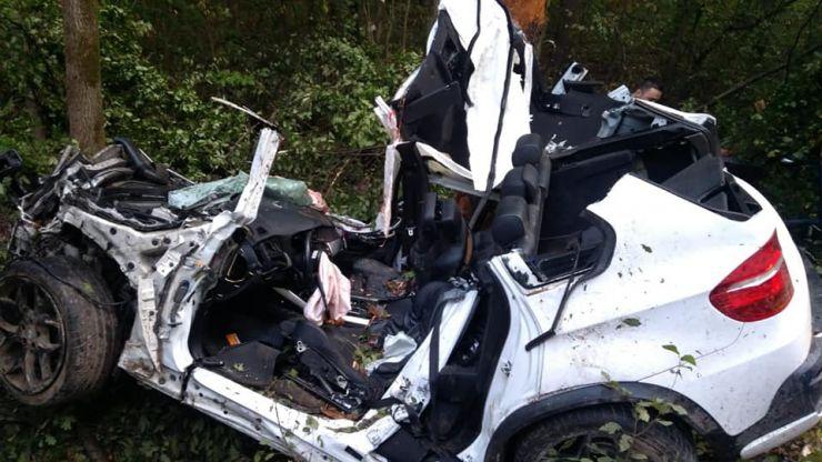 Accident mortal între Livada și Călinești Oaș. Doi tineri și-au pierdut viața