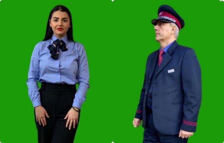 Angajaţii CFR Călători vor avea un nou look