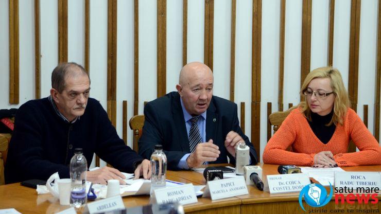 Dorel Coica: Proiecte pentru municipiul Satu Mare în valoare de 24 milioane de euro din fonduri europene