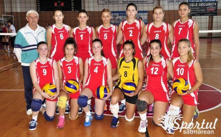 CSM Satu Mare | Secțiile de volei și handbal joacă acasă, baschetbalistele joacă în deplasare