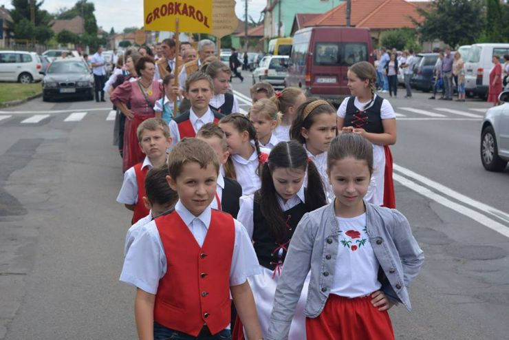 Festivalul şvabilor careieni, la a șasea ediție