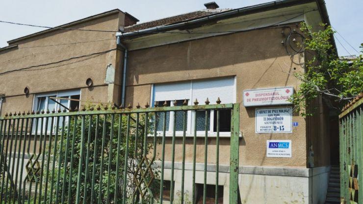 Clădirea Dispensarului de Pneumoftiziologie (TBC) Satu Mare intră în reabilitare
