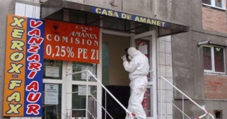 Poliția: Unul dintre tâlharii de la casa de amanet, suspect în cazul jafului de la casino