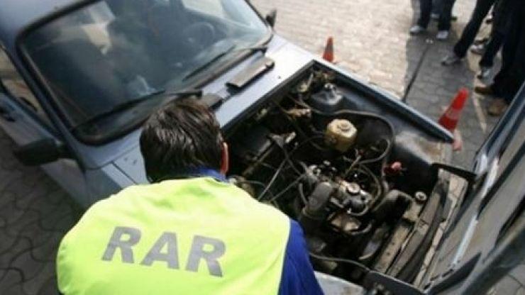 Acţiune a Poliţiei, în colaborare cu RAR, pe DN19. Peste 20 de şoferi, amendați