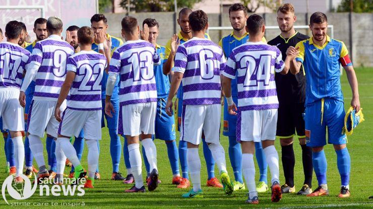 Liga 2 | Olimpia, învinsă de Poli Timișoara