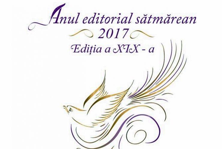 Eveniment cultural: Anul editorial sătmărean, ediția a XIX-a