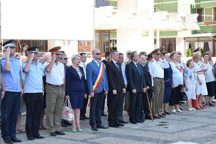 Ziua Imnului Național, marcată la Satu Mare