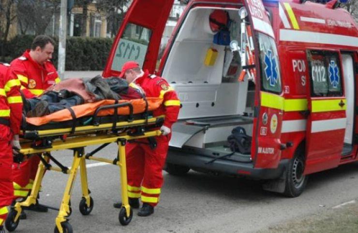 Copil, de 9 ani, în stare gravă | Medicii i-au amputat un picior