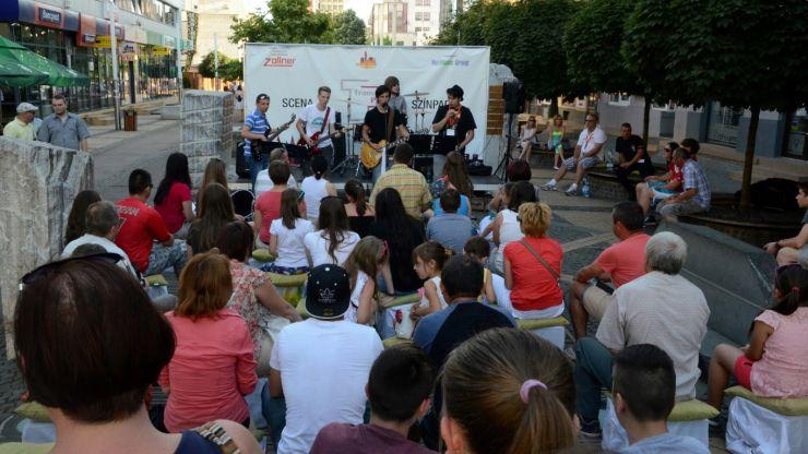 Street Music Festival | Trei zile, cinci scene, 70 de spectacole
