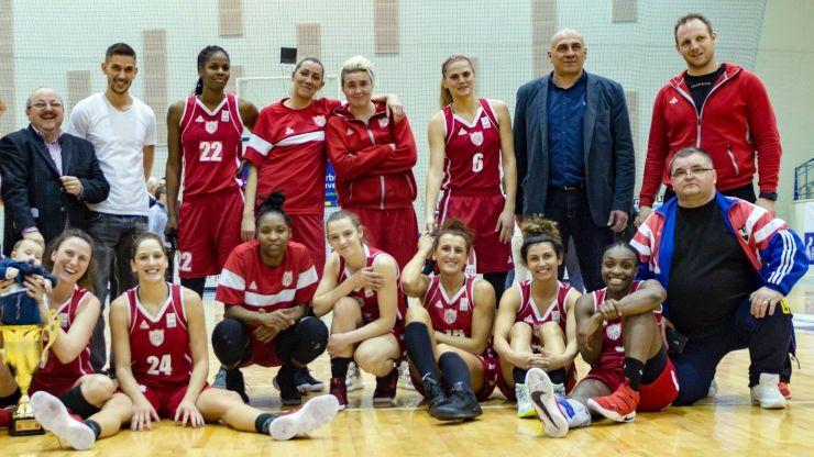 Baschet | CSM Satu Mare a câştigat Liga Europei Centrale (CEWL)