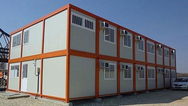 Secția Neurologie va fi mutată într-un container modular