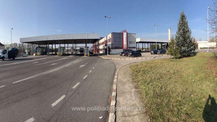 Mașină căutată de autorităţile din Germania, oprită la Petea