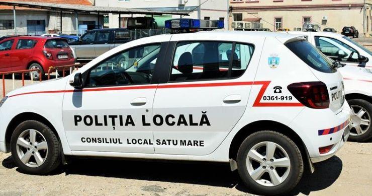 Topul amenzilor aplicate de Poliția Locală luna trecută