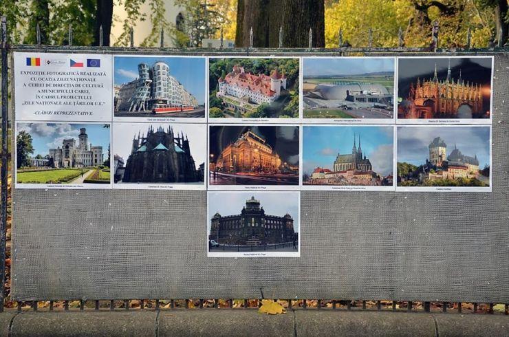 Ziua Națională a Cehiei, marcată la Carei