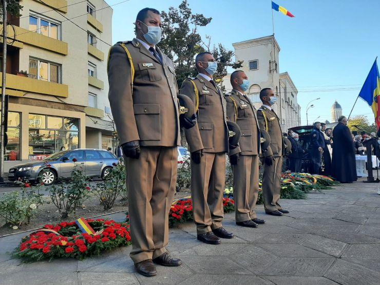 Ziua Armatei României, marcată la Satu Mare