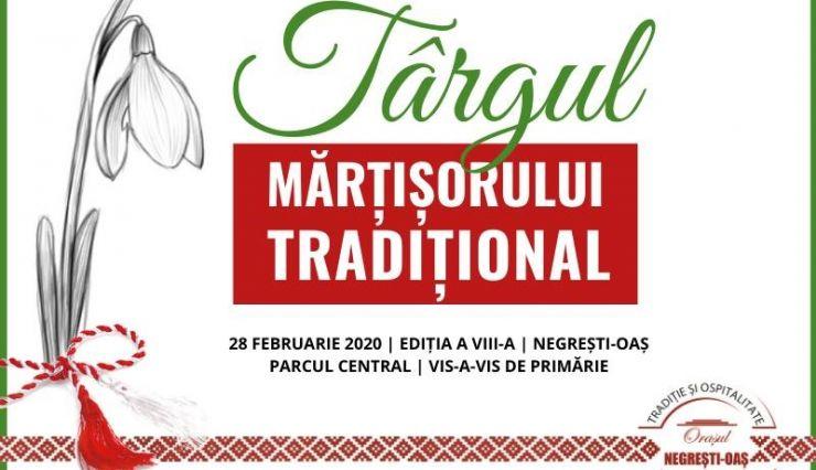Târgul Mărțișorului Tradițional, la Negrești-Oaș