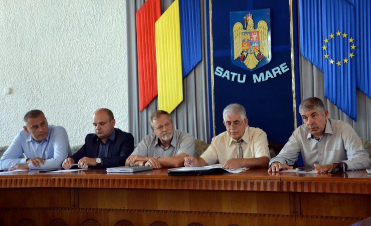 Magyar Lóránd a solicitat directorului Regionalei CFR Călători renovarea Gării din Satu Mare