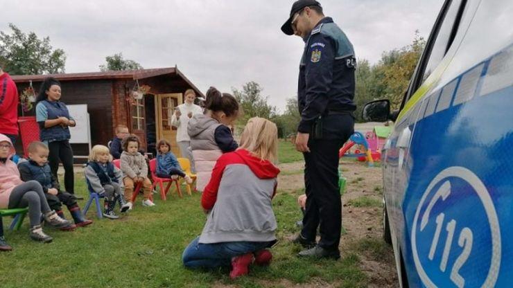 Tabără pentru copiii preșcolari organizată de Asociația Castelul lui Erhard Satu Mare