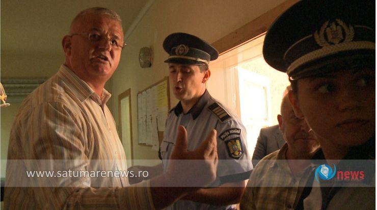 Poliția, solicitată să intervină la sediul Direcţiei Judeţene de Sport şi Tineret Satu Mare