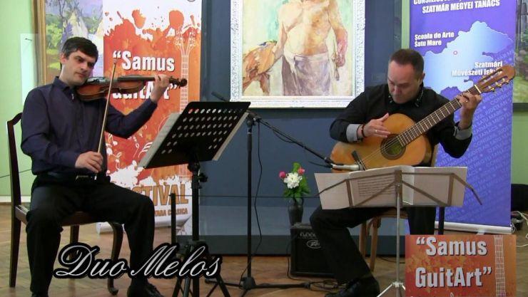 """Festival concurs de chitară clasică """"Samus GuitArt"""", la a IX-a ediție"""
