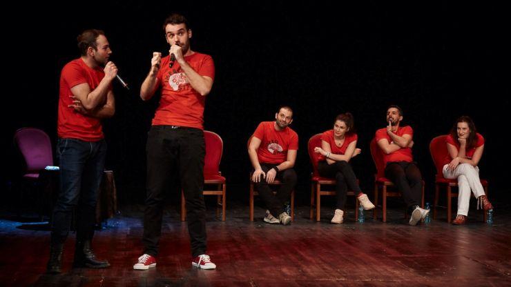 Trupa ImproȘtim invită sătmărenii la un spectacol de improvizație și umor