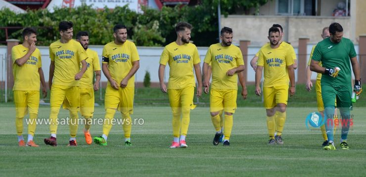 Fotbal | CSM Satu Mare a obținut promovarea în Liga 3