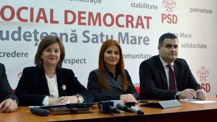 """PSD Satu Mare: """"Octavian Petric nu a trădat doar partidul, ci toți colegii, primarii și aleșii"""""""