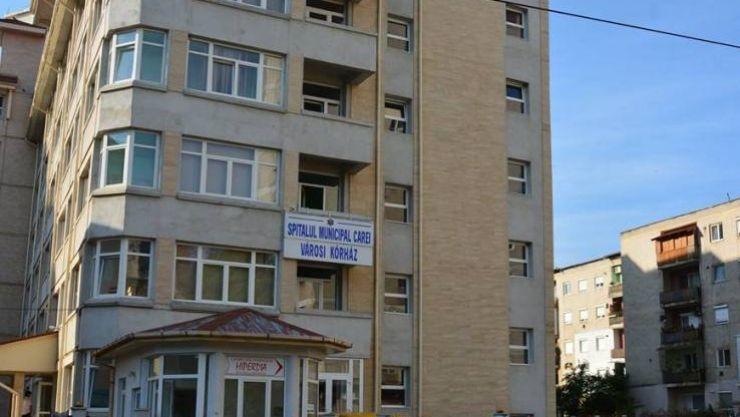 COVID-19 | Spitalul municipal Carei a fost desemnat spital suport pacienți Covid-19 Pozitiv