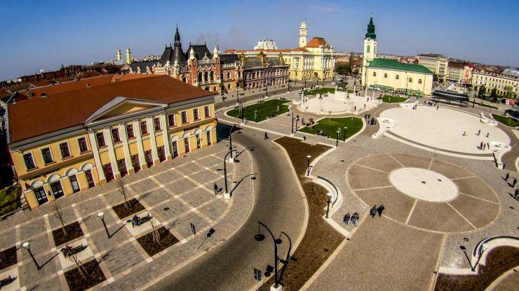 Oradea, premiată internațional pentru promovarea turismului