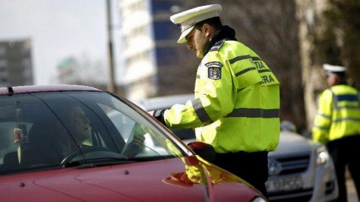 Polițiștii sătmăreni, la datorie | Sute de amenzi și șapte permise de conducere reținute
