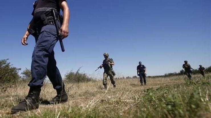 Trei georgieni, reținuți la frontiera cu Ungaria