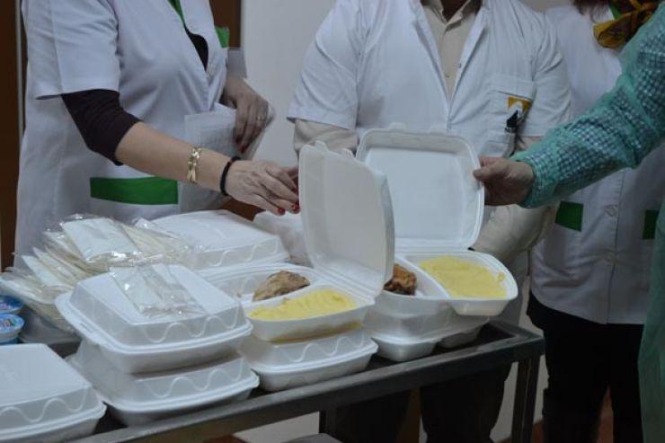 Din 1 iulie, Spitalul Județean de Urgență Satu Mare va asigura hrana pacienților în regie proprie