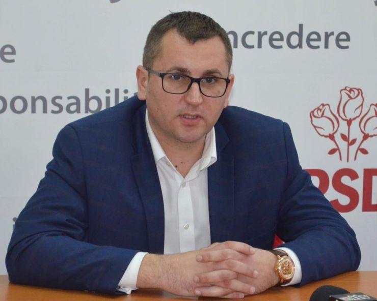 Ioan Oneţ, preşedintele executiv al PSD Satu Mare, candidat la Primăria Carei