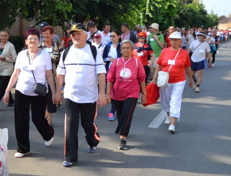 Maratonul Caritas | Traseu: Piața Libertății Satu Mare - terenul de fotbal din Vetiș