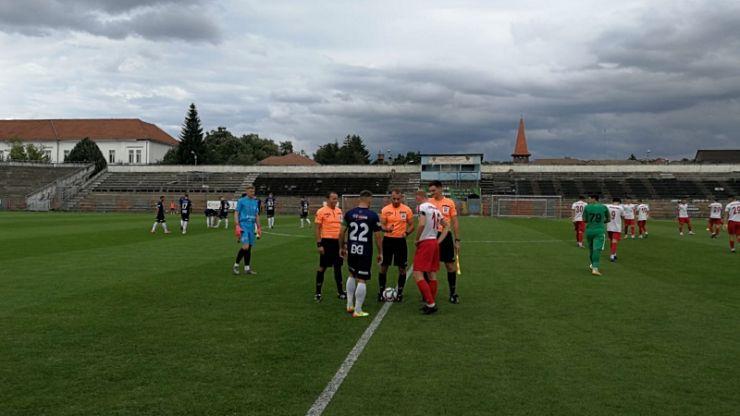 Liga 3 | CSM Satu Mare a pierdut jocul din deplasare de la CA Oradea