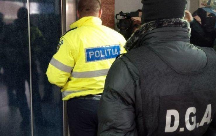 Prins în flagrant în timp ce încerca să mituiască doi polițiști