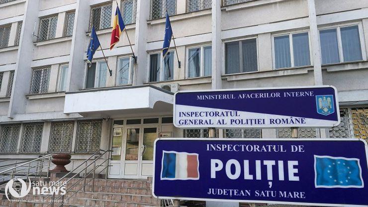 Poliția Satu Mare scoate la concurs nouă posturi, din sursă externă