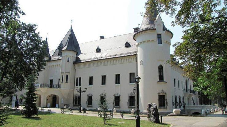 Concert de arii din opere, canțonete și cântece de Crăciun la Castelul din Carei