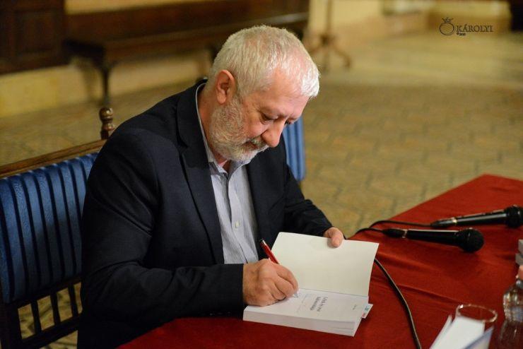 Lansare de carte semnată Elek György, la Castelul din Carei