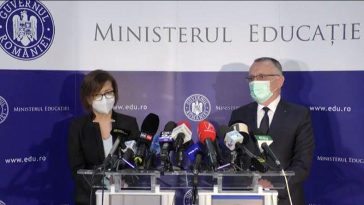 Ministerul Educației a stabilit noile reguli pentru deschiderea școlilor