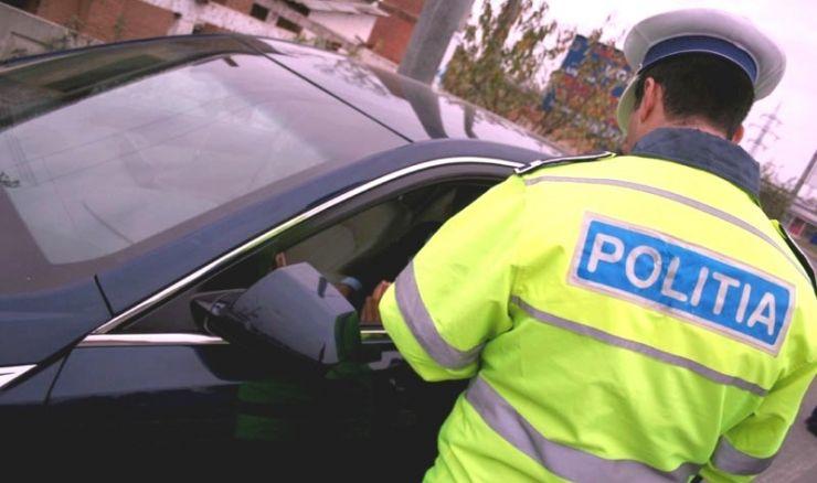 Peste 160 de sancţiuni aplicate de poliţişti în ultimele 24 de ore