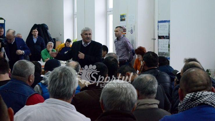 Preşedintele AJF Satu Mare, Ştefan Szilagyi, condamnat pentru evaziune fiscală