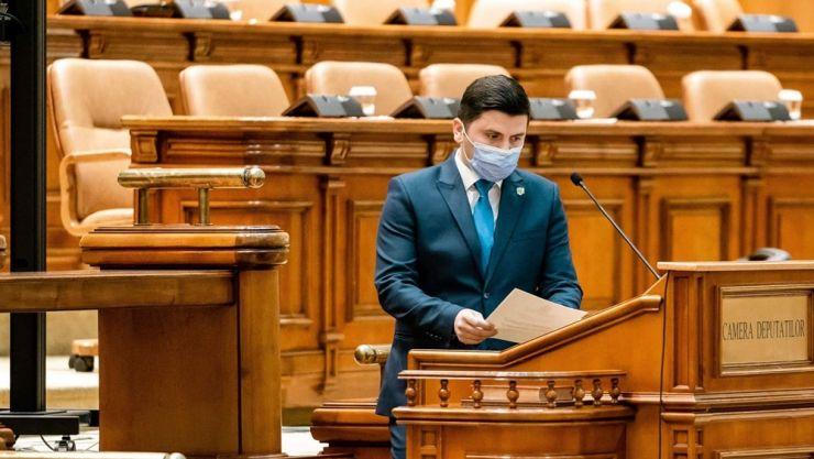 """Deputatul PNL Adrian Cozma: """"Valorile fundamentale nu se schimbă!"""""""