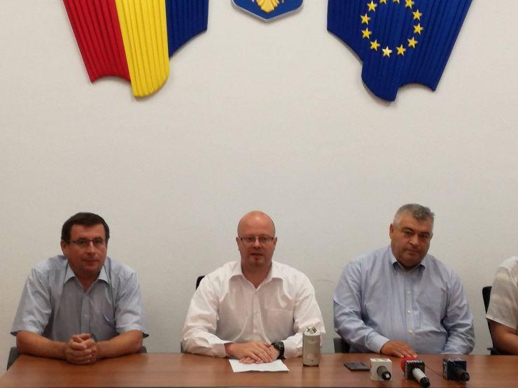 """Noul director general al Poliției Locale Satu Mare, Vasile Chișluca: """"Voi avea toleranță zero la corupție"""""""
