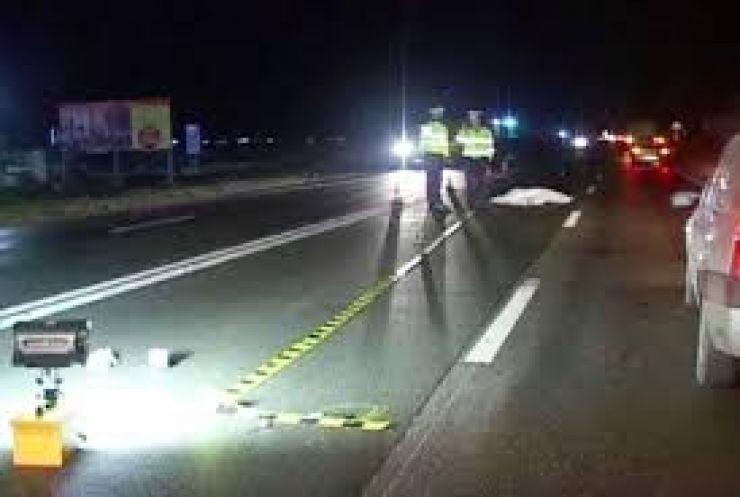 Un bărbat din Mesteacăn a traversat strada prin loc nepermis şi a fost lovit
