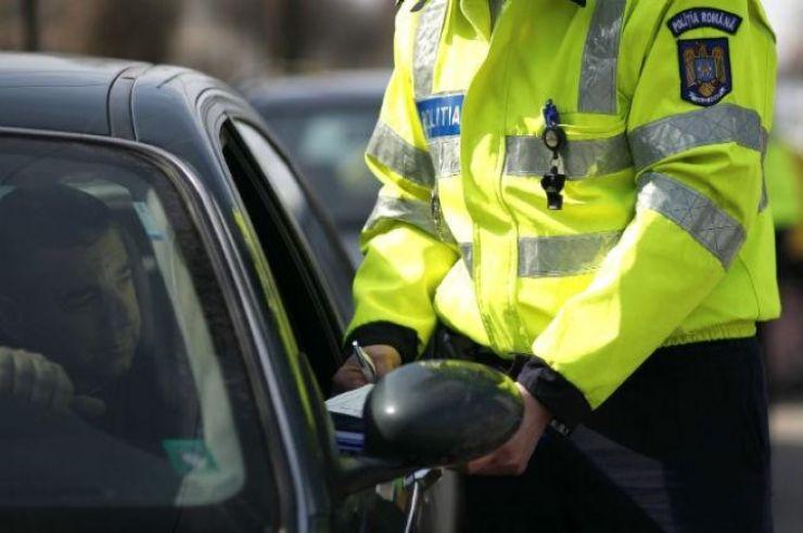 Amenzi de peste 47.000 lei aplicate de polițiști în weekend