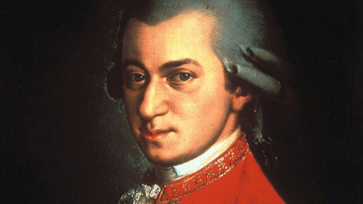 Concert simfonic W.A. Mozart